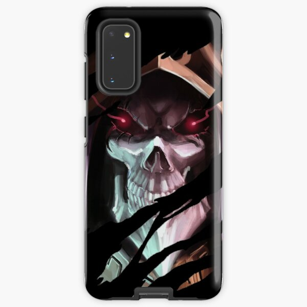 Anime Overlord - Momonga Samsung Galaxy Tough Case