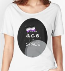 SP(ACE) Women's Relaxed Fit T-Shirt