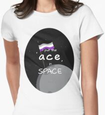 SP(ACE) Womens Fitted T-Shirt