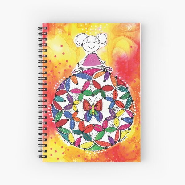DARE TO TRUST Spiral Notebook