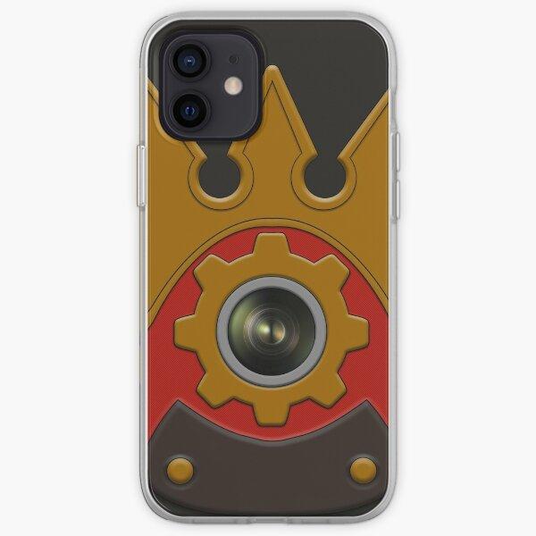 Gummiphone -Kingdom Hearts 3- Sora's Phone Lens Open iPhone Soft Case