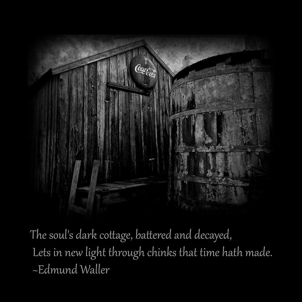 The Soul's Dark Cottage by Marc Bublitz
