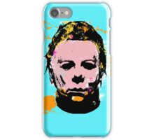 Michael Myers PoP iPhone Case/Skin