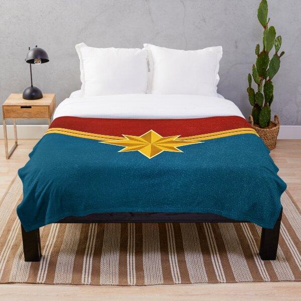 Heroine Suit Throw Blanket