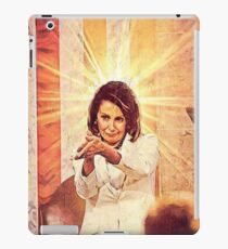 Nancy Pelosi: Patron Saint of Shade iPad Case/Skin