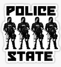 Police State Sticker