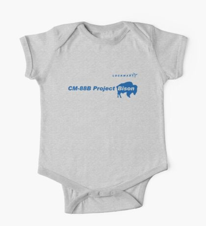 Lockmart Project Bison Kids Clothes