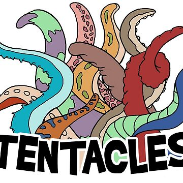 Tentacles by TylerMannArt
