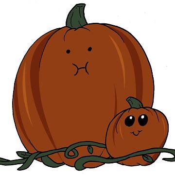 Pumpkin Family by TylerMannArt
