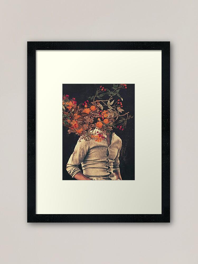Alternate view of Roots Framed Art Print
