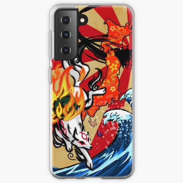 Okami Samsung Galaxy Soft Case