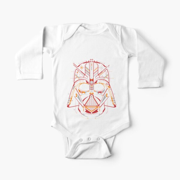 From The Ashes Long Sleeve Baby One-Piece