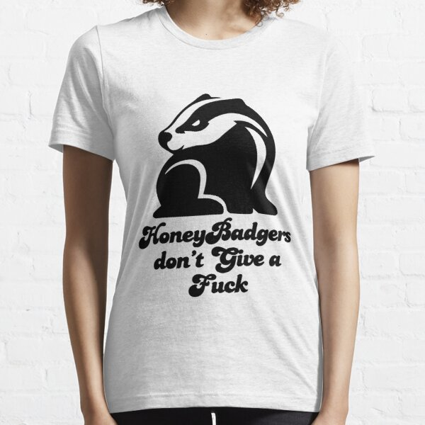 Honey Badger Essential T-Shirt
