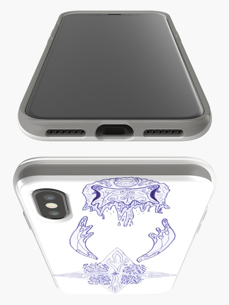 Alternate view of Merch #33 -- Gloopow iPhone Case & Cover
