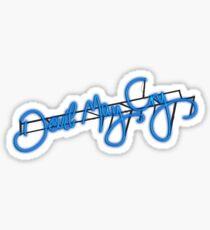 Devil May Cry 5 - Nico Camper Neon Sign- Sticker