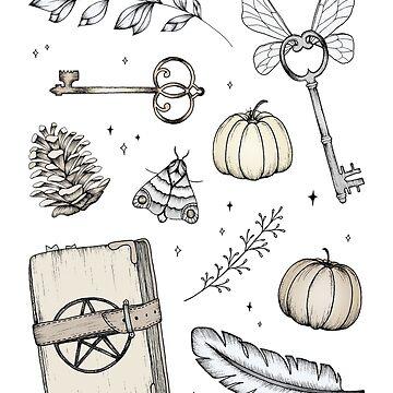Magical Treasures by barlena