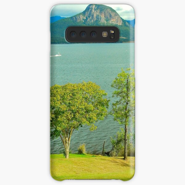 Lake Moogerah View Samsung Galaxy Snap Case