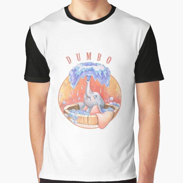 Dumbo shower Graphic T-Shirt