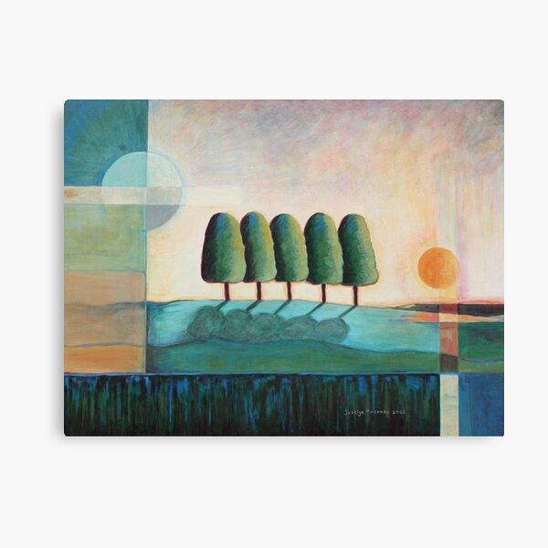 FiveTrees Canvas Print