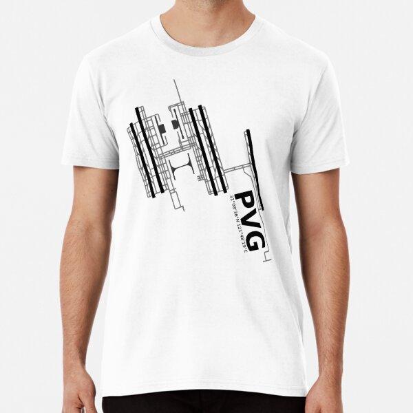 Shanghai airport Premium T-Shirt