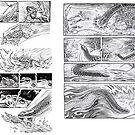 Copperhead v frog comic by SnakeArtist