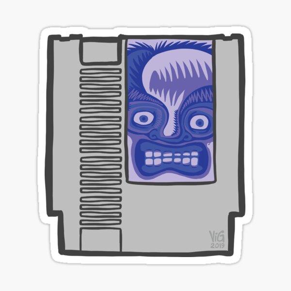 Glenntendo Glenn-E-S Sticker
