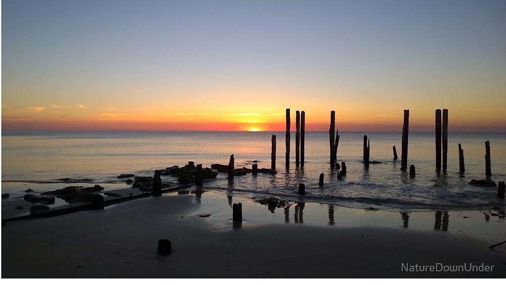 PtWillunga #Sunset #Australia by NatureDownUnder