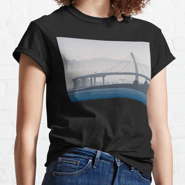 Oakland Bay Bridge, California Classic T-Shirt