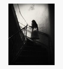 A Ghost Between Us Photographic Print