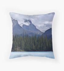 Rocky Mountain Vista Throw Pillow