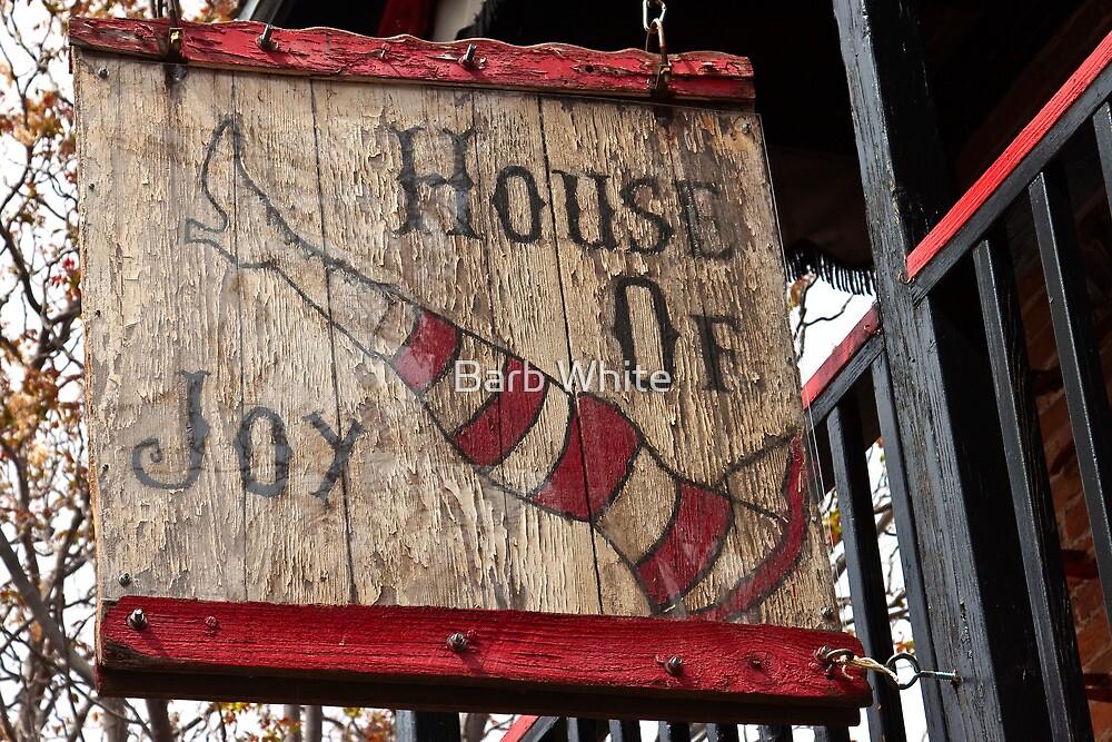 House of Joy (Jerome, AZ) by Barb White