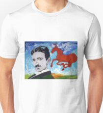 Tesla Knows T-Shirt