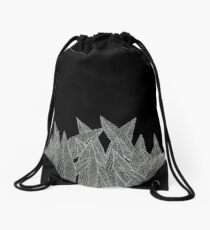 Love Them and Leave Them Drawstring Bag