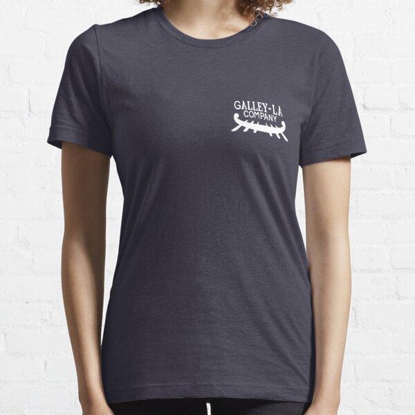 galley la logo shirt Essential T-Shirt