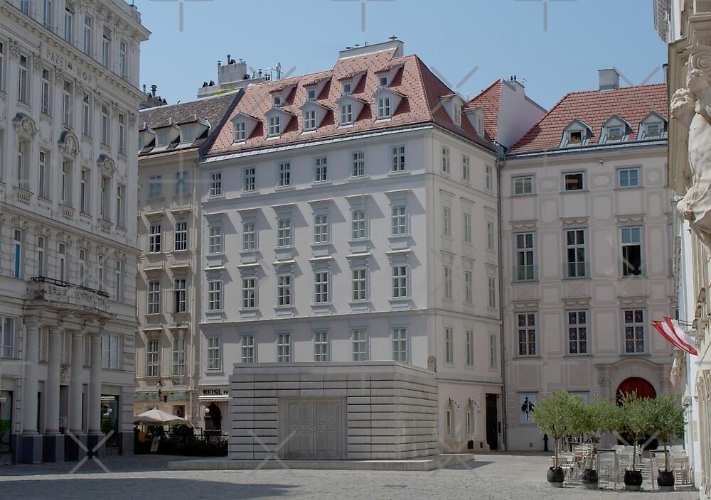 Judenplatz, Wien Österreich by Mythos57