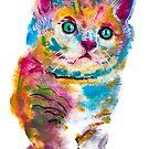 Kitten 1 by Beau Singer