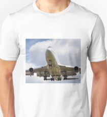 Virgin Atlantic Boeing 747 T-Shirt