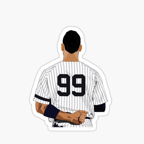 Aaron Judge 99 Sticker