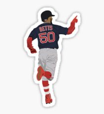 Pegatina Mookie Betts
