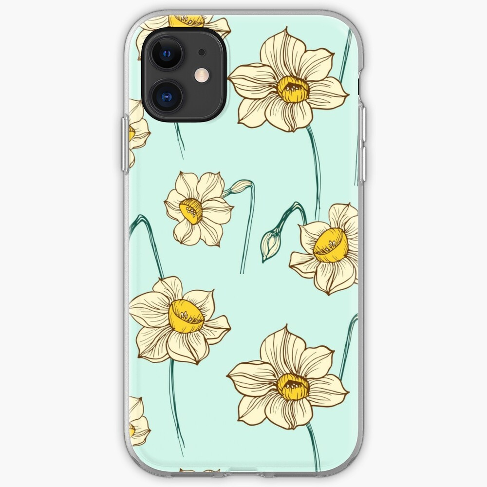 Spring Narcissus iPhone Case & Cover
