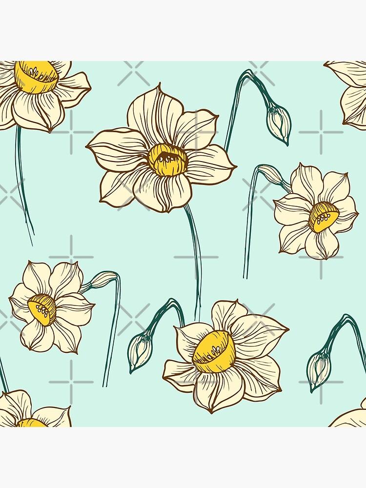 Spring Narcissus by nadyanadya