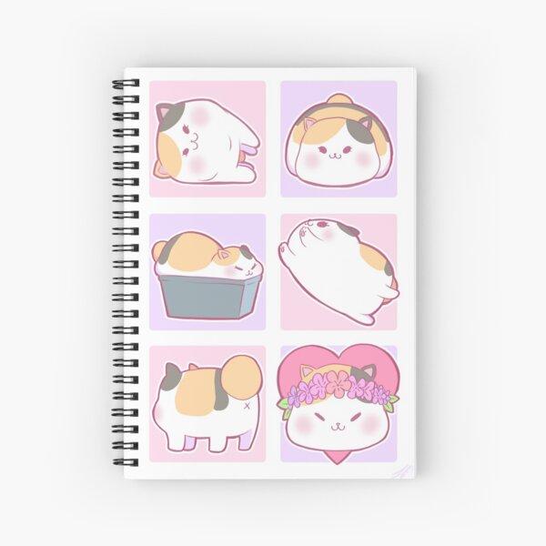 I ♥︎ Fat Cat Spiral Notebook