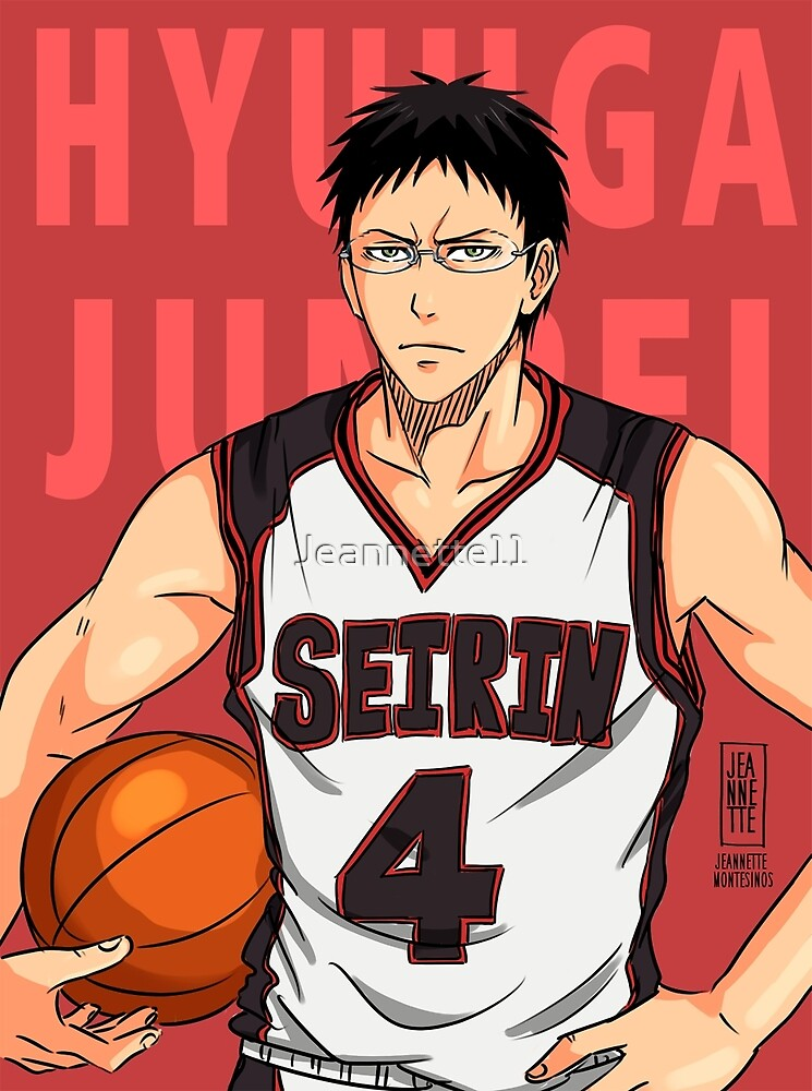 Hyuuga by Jeannette11