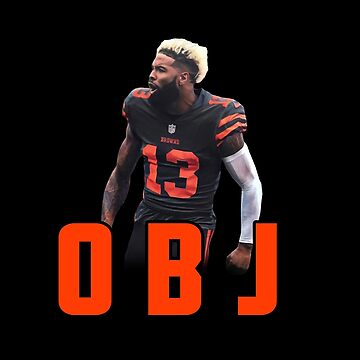 Odell Beckham Jr Cleveland Browns by eightyeightjoe