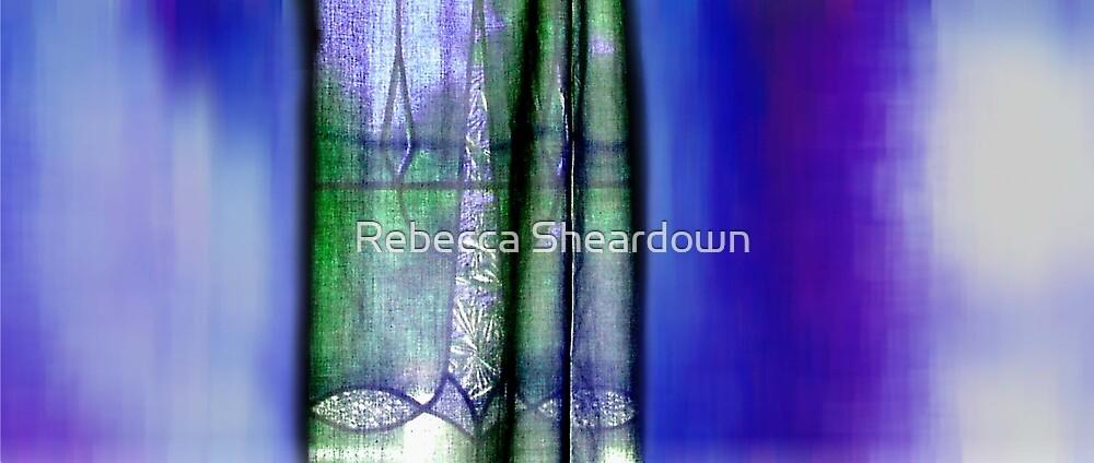 window by Rebecca Sheardown