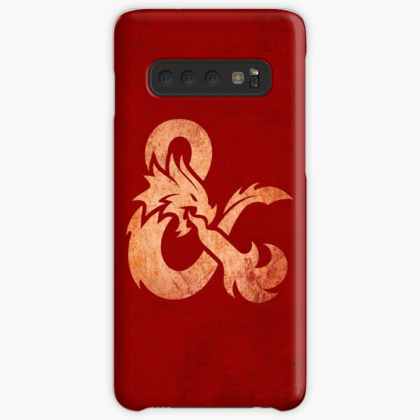Dungeons and Dragons (Aged) Samsung Galaxy Snap Case