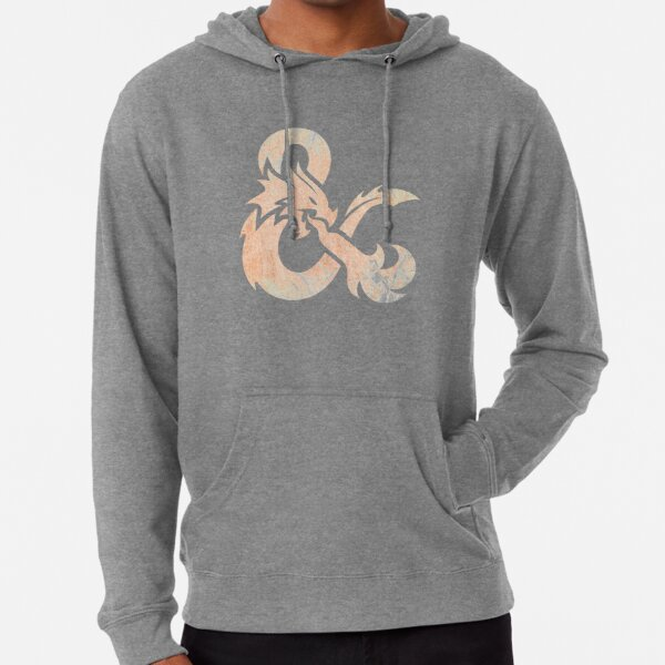 Dungeons and Dragons (Aged) Lightweight Hoodie