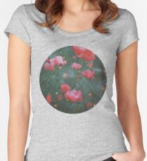 Faery Lanterns Women's Fitted Scoop T-Shirt
