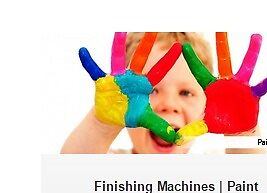 Paint Booth Mumbai & Delhi, Paint Booth Price India - Finishing Machine by Ronloddems