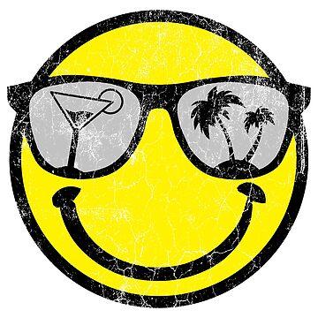 Happy Beach Face | DopeyArt by DopeyArt
